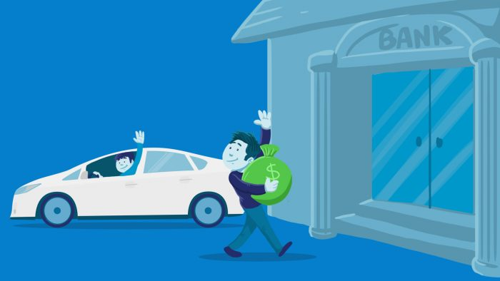 safe payment when selling your car