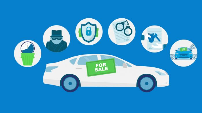 6 Steps to Limit Risk When Selling Your Car Privately | Driveo
