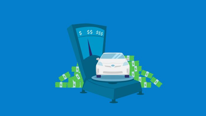 Finding Your Used Car Value