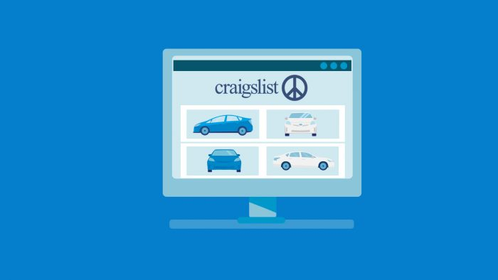 What To Expect When You Sell Your Car On Craigslist Driveo