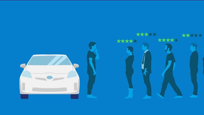 prospective car buyers