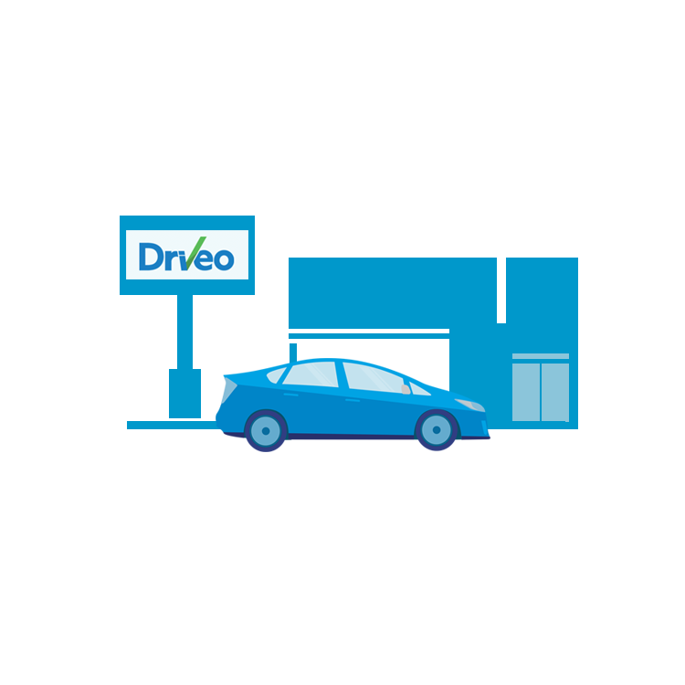 sell your car to driveo to escape a negative equity loan