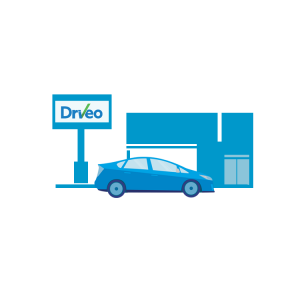 sell your leased car to Driveo