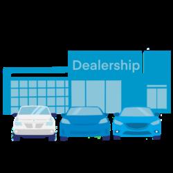 car dealership offer